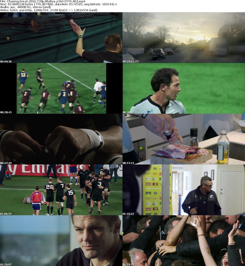 Chasing Great (2016) 720p BRRip YIFY