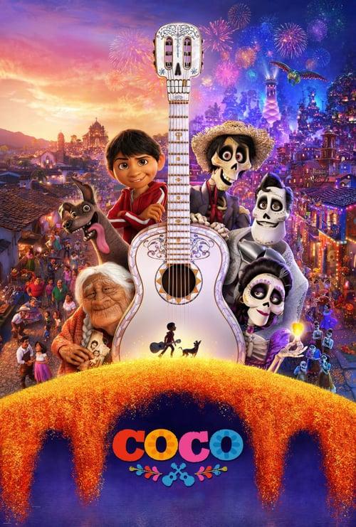 Coco 2017 DVDR-JFKDVD