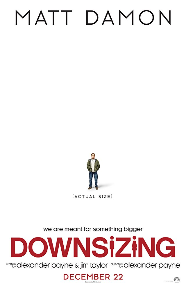 Downsizing 2017 720p BluRay H264 AAC-RARBG
