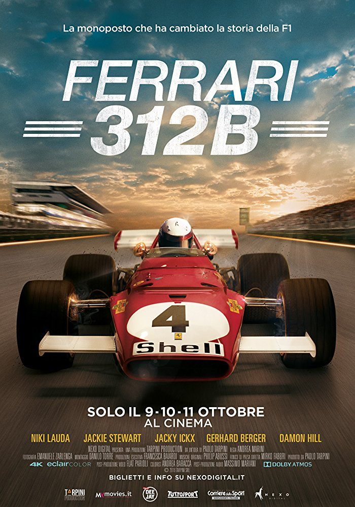 Ferrari 312B Where the Revolution Begins 2017 720p BRRip XviD AC3-XVID