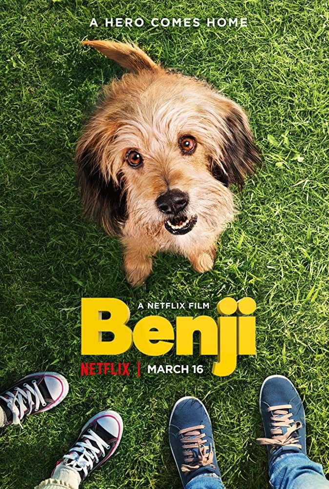 Benji 2018 NF 720p WEB-HD 650 MB - iExTV