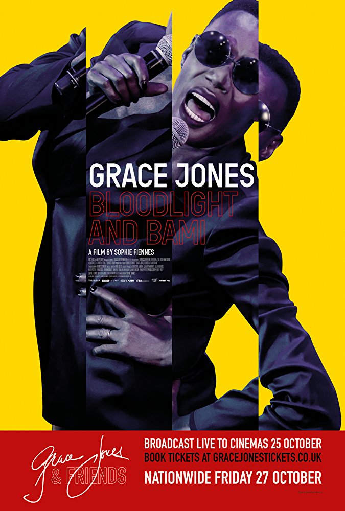 Grace Jones Bloodlight and Bami 2017 BRRip XviD AC3-XVID