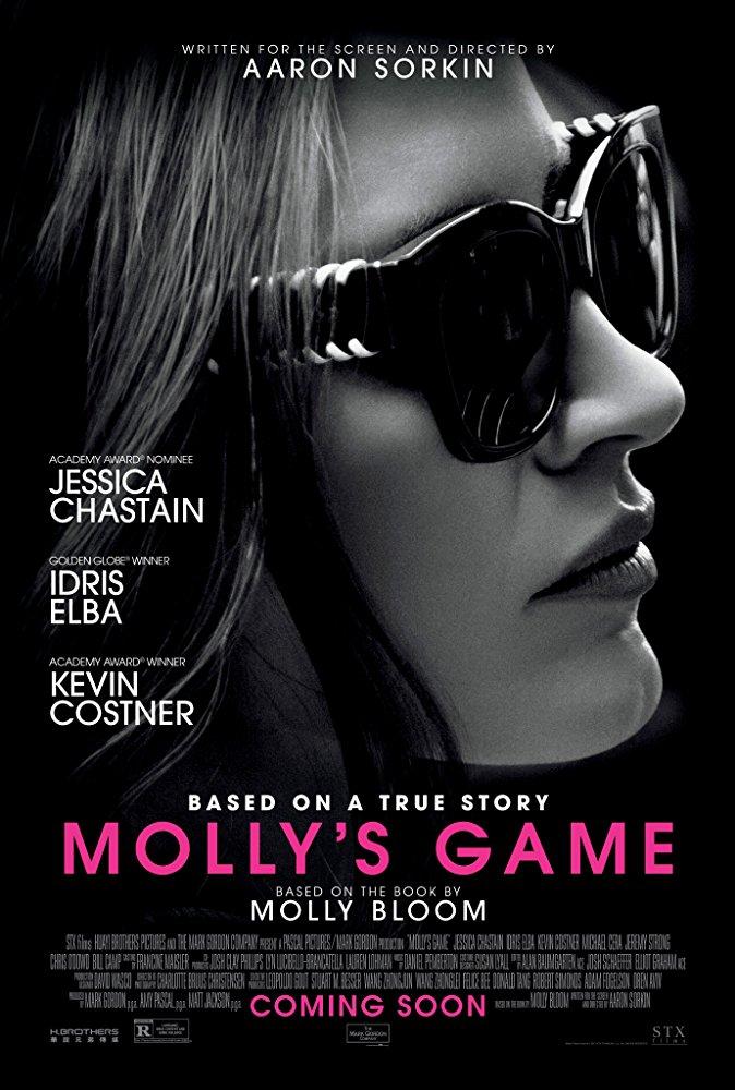 Mollys Game 2017 720p WEB-DL H264 AC3-EVO