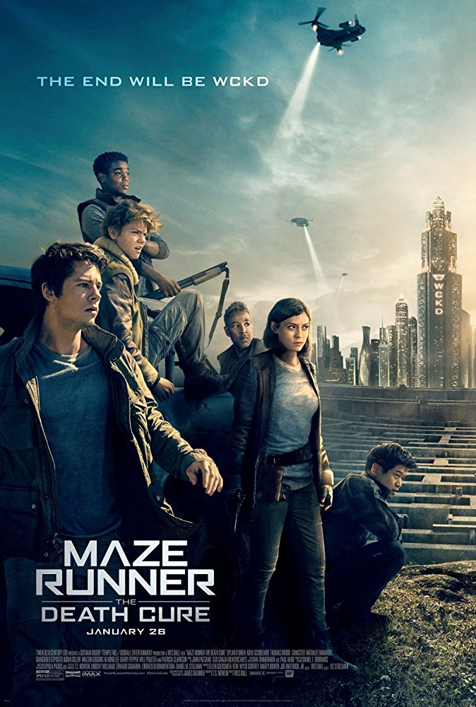 Maze Runner The Death Cure 2017 720p HC HDRip MkvCage