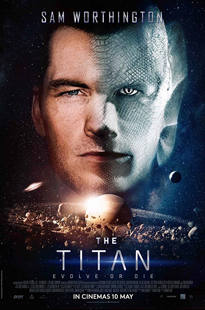 The Titan 2018 HDRip XviD AC3-EVO