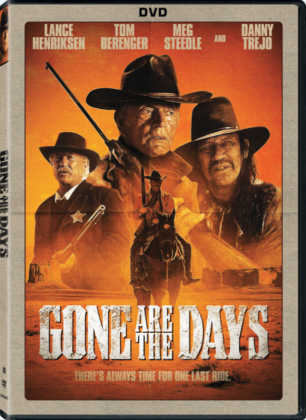 Gone Are The Days 2018 BRRip XviD AC3-EVO
