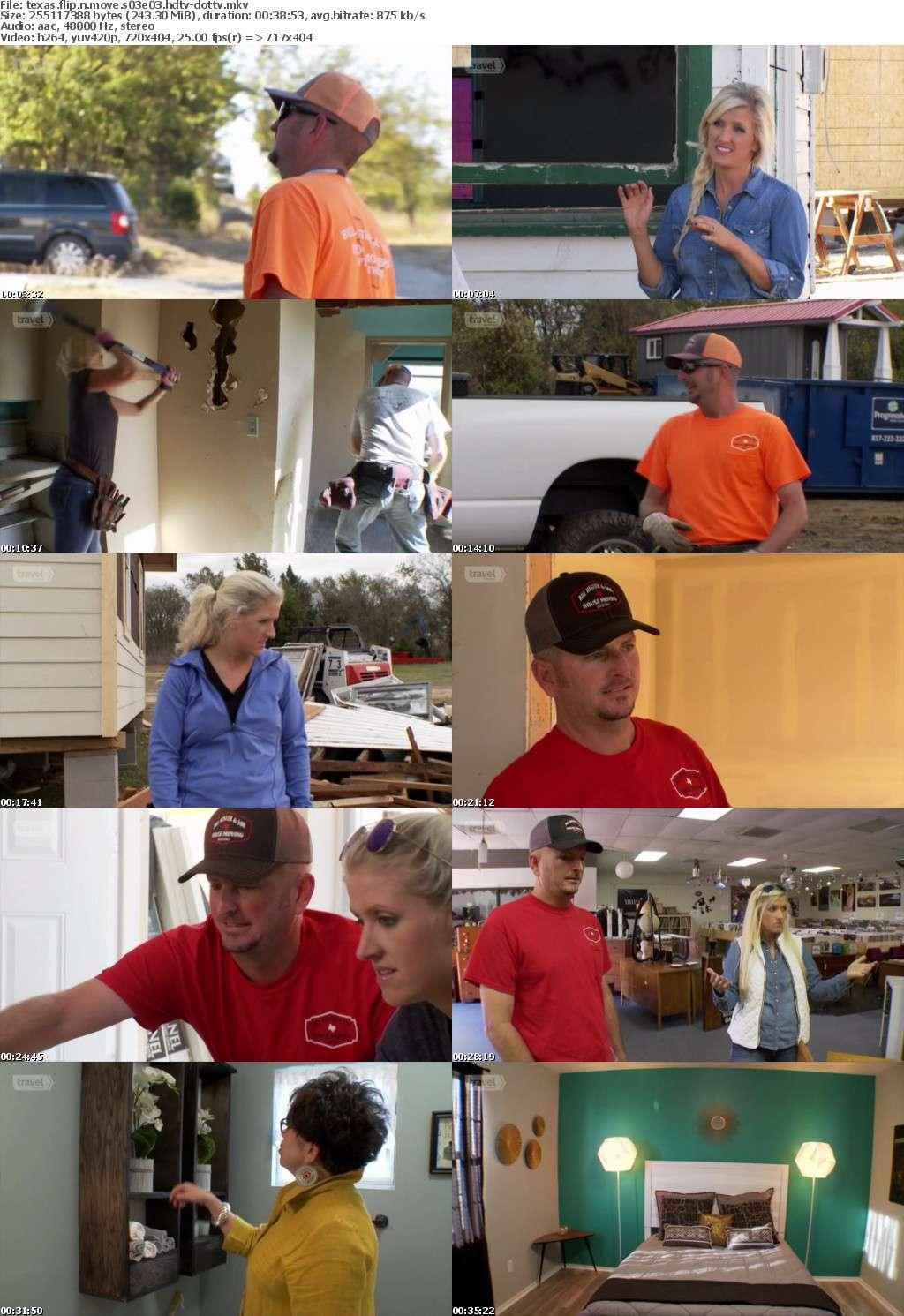 Texas Flip N Move S03E03 HDTV x264-dotTV
