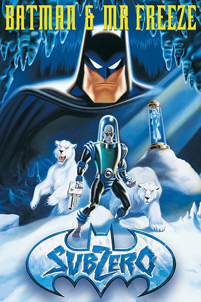 Batman and Mr Freeze SubZero 1998 720p BluRay H264 AAC-RARBG