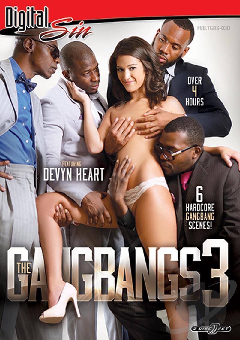The Gangbangs 3 DiSC1 XXX DVDRip x264-WOP