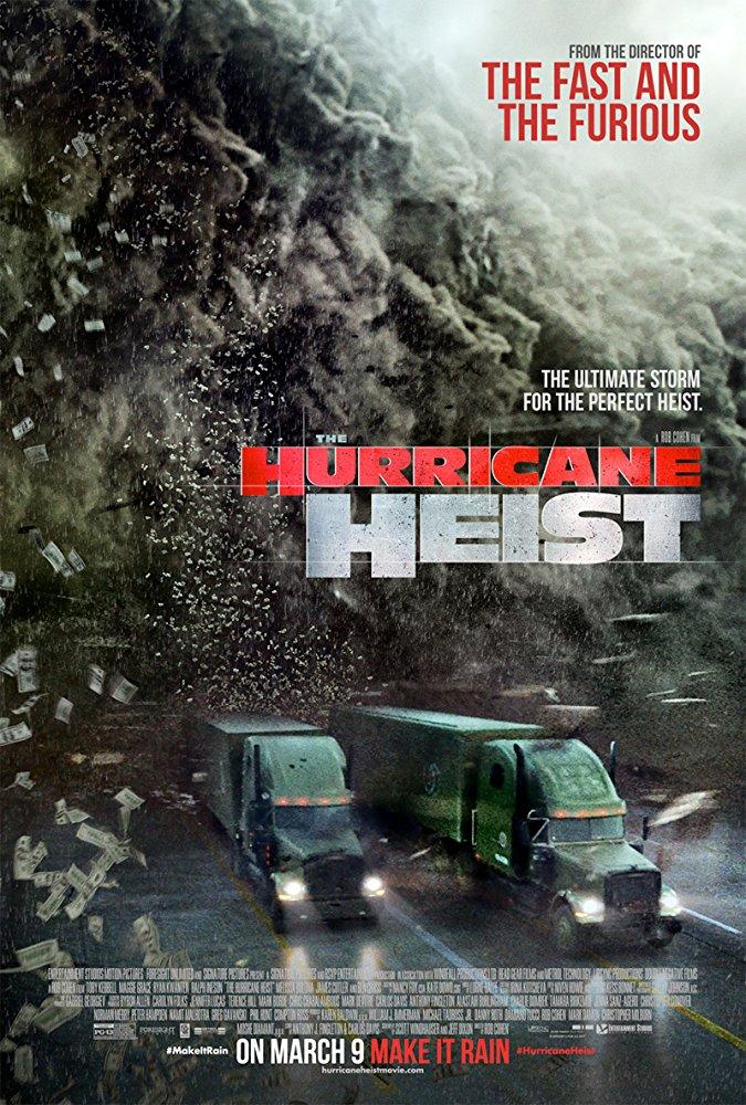 The Hurricane Heist 2018 720p HC HDRip X264 AC3-EVO