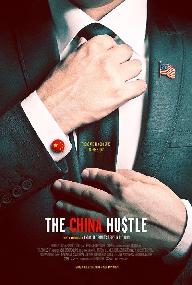 The China Hustle (2017) [WEBRip] [720p] YIFY