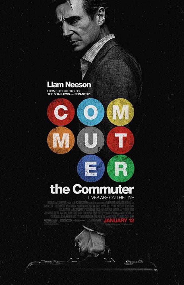 The Commuter 2018 BRrip AC3 X264-CMRG