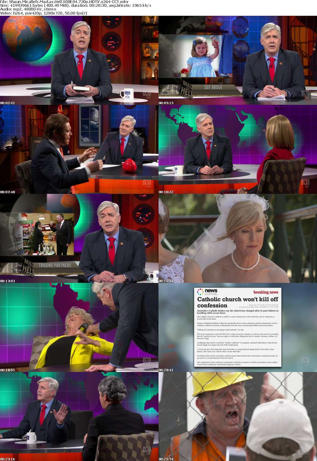 Shaun Micallefs Mad as Hell S08E04 720p HDTV x264-CCT