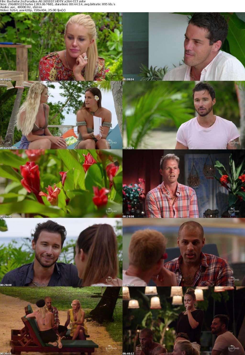 Bachelor In Paradise AU S01E07 HDTV x264-CCT