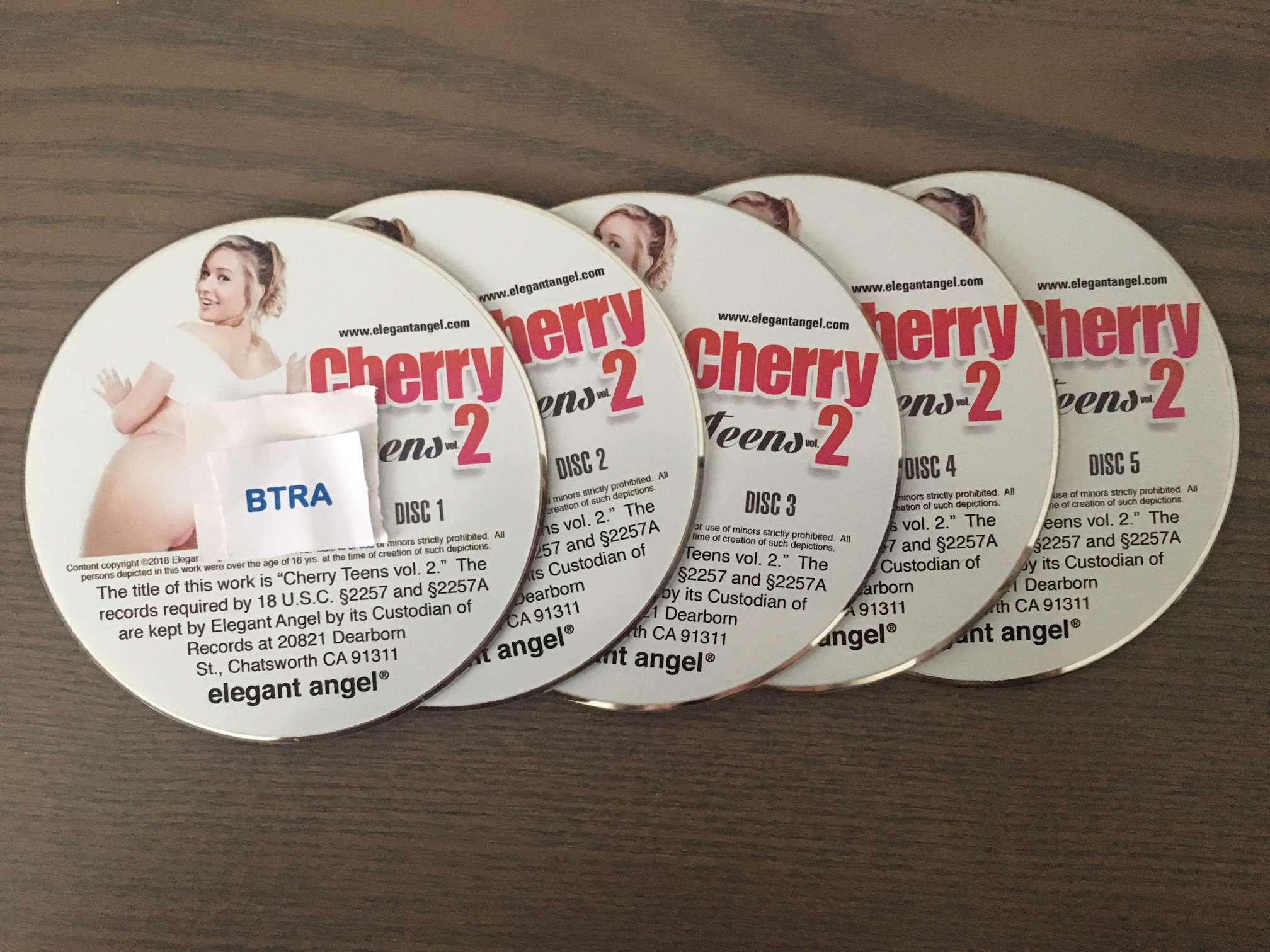 Cherry Teens 2 DiSC2 XXX DVDRip x264-BTRA