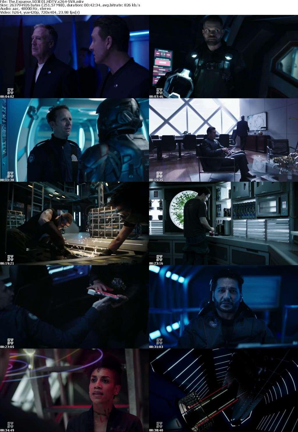 The Expanse S03E01 HDTV x264-SVA