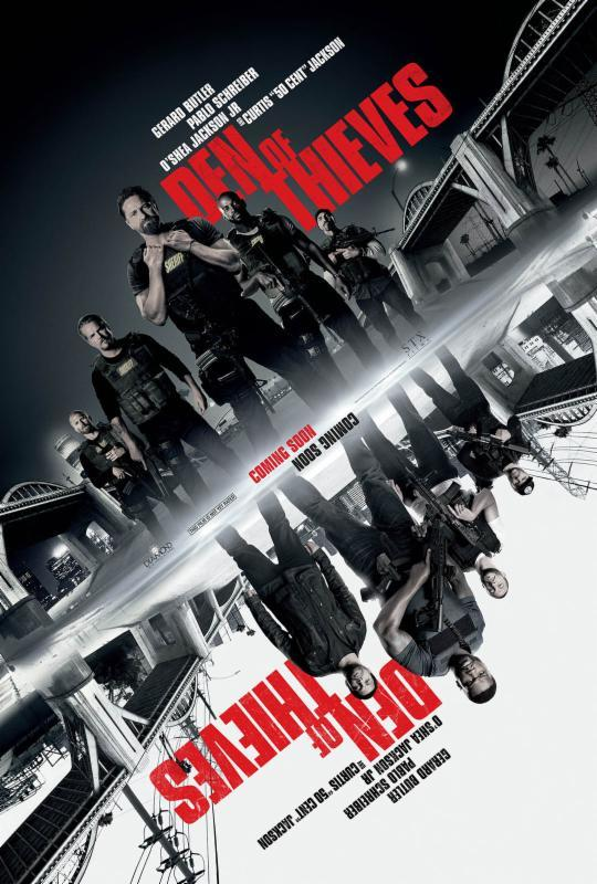Den Of Thieves 2018 UNRATED BDRip x264-DRONES