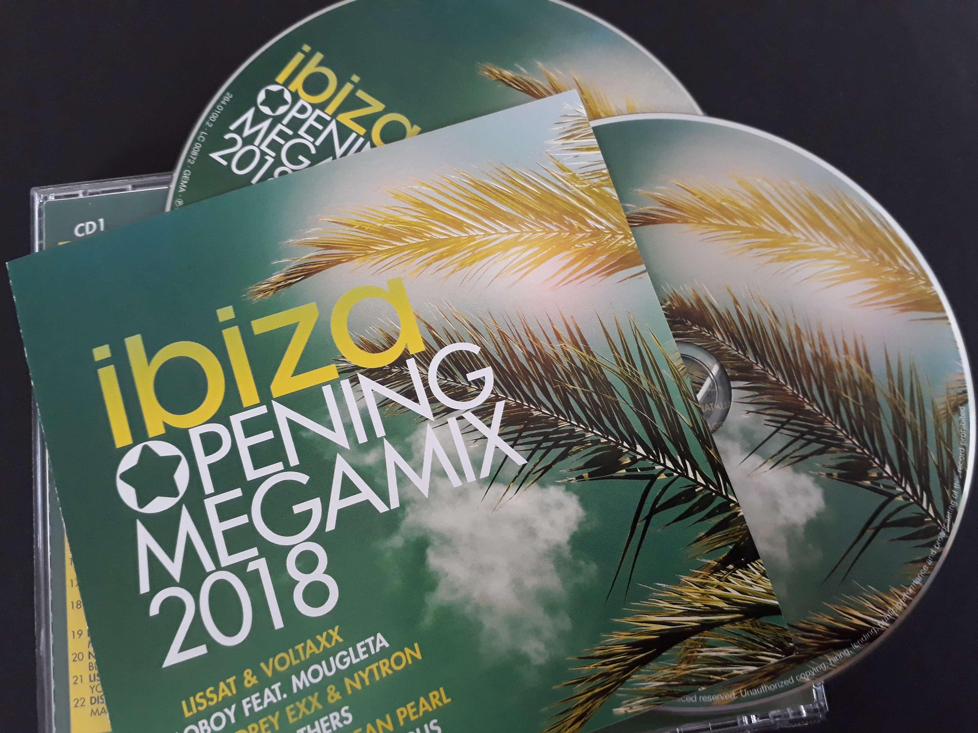 VA-Ibiza Opening Megamix 2018-2CD-2018-VOiCE