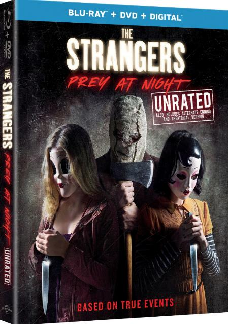 The Strangers Prey at Night (2018) BRRip X264-CMRG