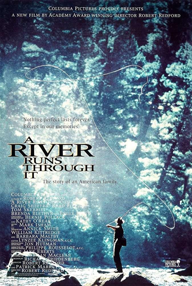 A River Runs Through It 1992 REMASTERED BRRip XviD MP3-XVID