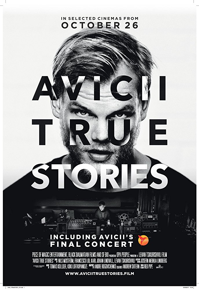 Avicii True Stories 2017 720p WEBRip XviD MP3-FGT