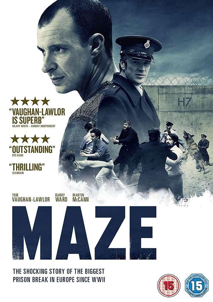 Maze (2017) 720p BRRip YIFY