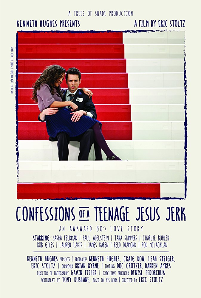 Confessions of a Teenage Jesus Jerk (2017) 1080p WEB-DL DD5.1 H264-CMRG