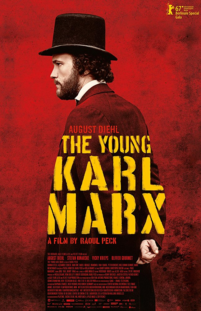 The Young Karl Marx 2017 720p BRRip 1GB MkvCage
