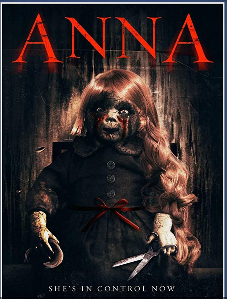 Anna (2017) UNCUT BRRip XViD-ETRG