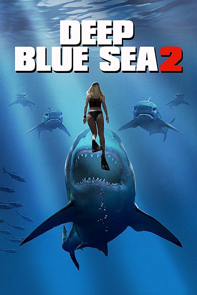 Deep Blue Sea 2 2018 1080p BRRip x265 AC3-Freebee[N1C]