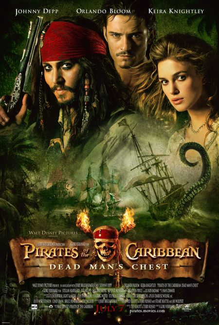 Pirates Of The Caribbean Dead Mans Chest 2006 DVDRIP-RypS