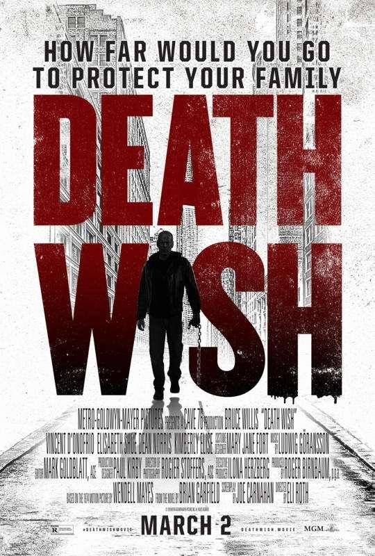 Death Wish 2018 720p HD-TS X264-CPG