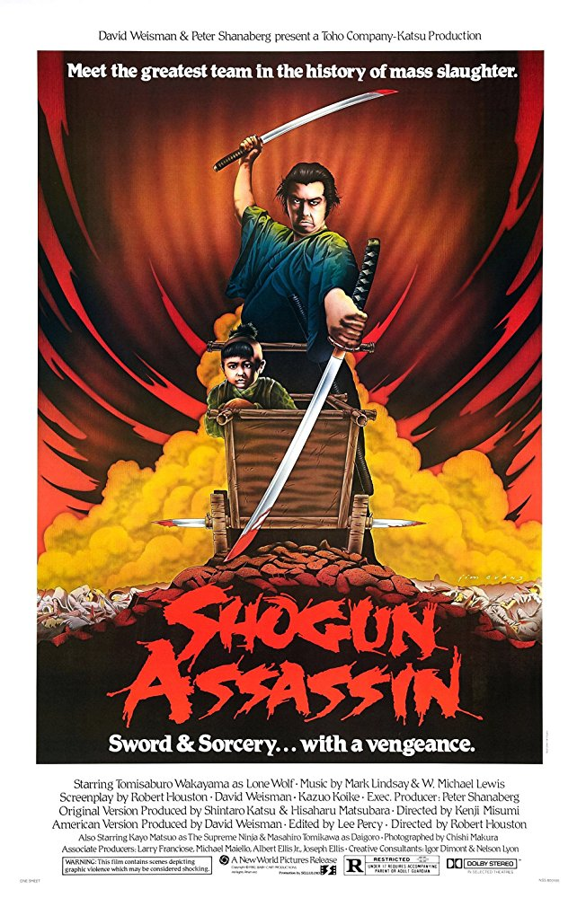 Shogun Assassin 1980 DVDRIP XVID AC3-5 1-RypS