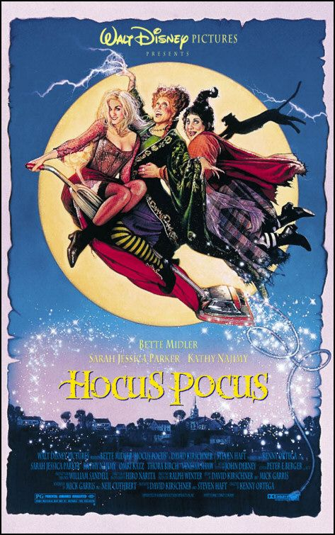 Hocus Pocus 1993 BRRip XviD MP3-XVID