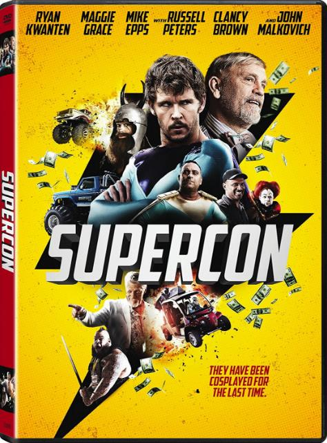 Supercon (2018) 720p WEB-HD 725 MB - iExTV