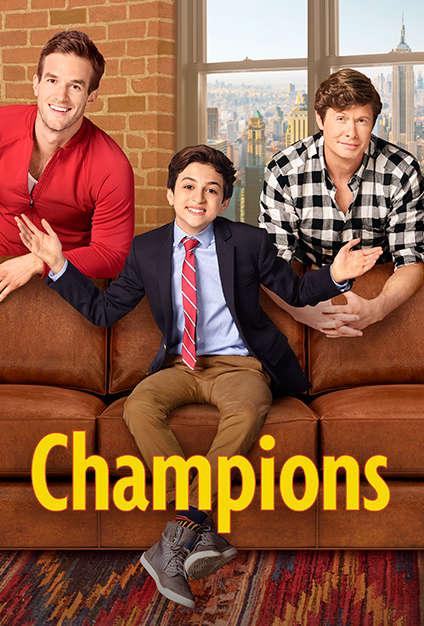 Champions S01E07 Matt Bomer Poster 720p AMZN WEBRip DDP5 1 x264-NTb