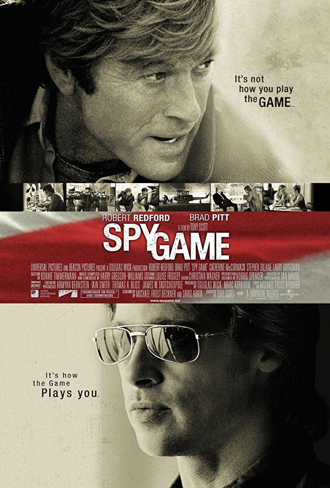 Spy Game 2001 BRRip XviD MP3-XVID