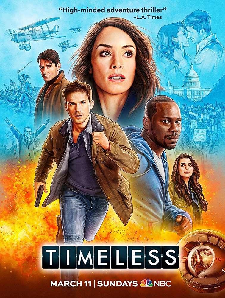 Timeless S02E07 HDTV x264-KILLERS