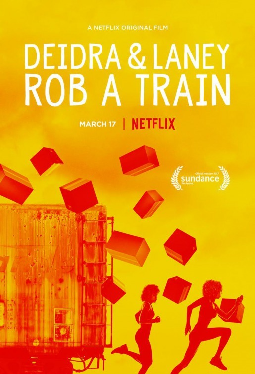Deidra and Laney Rob a Train (2017) HDRip AC3 X264-CMRG