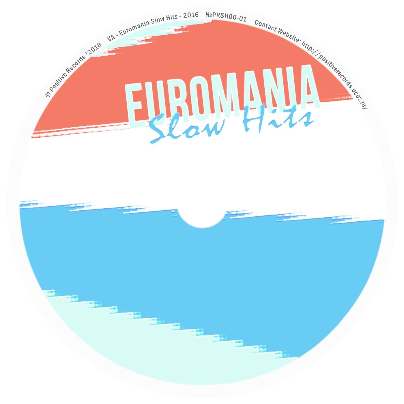 VA - Euromania Slow Hits vol 1-3 (2016)