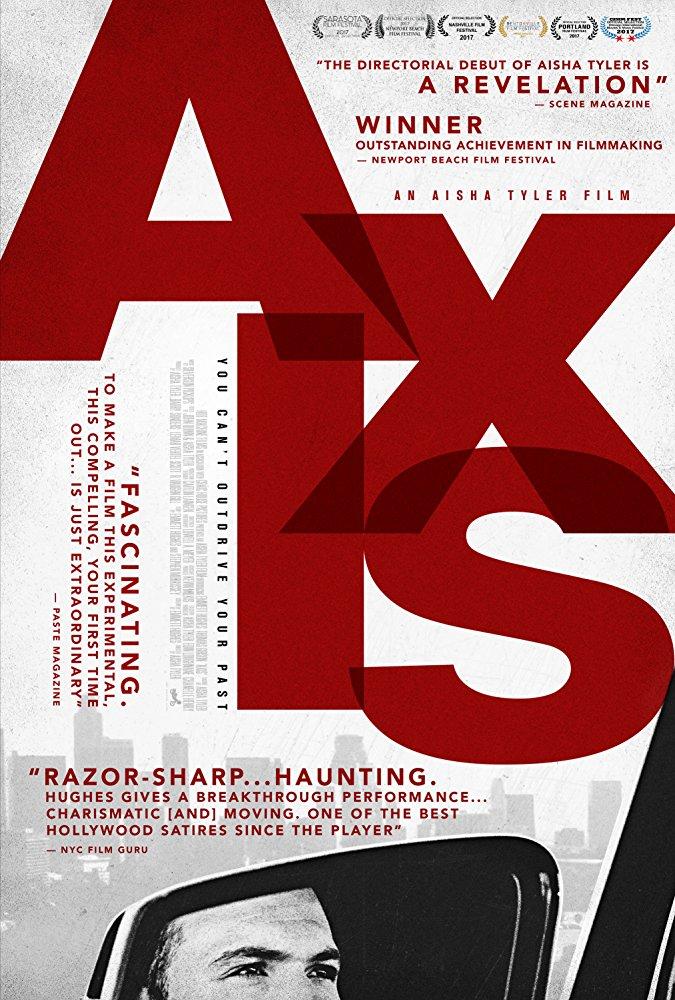 Axis 2017 HDRip XviD AC3 LLG