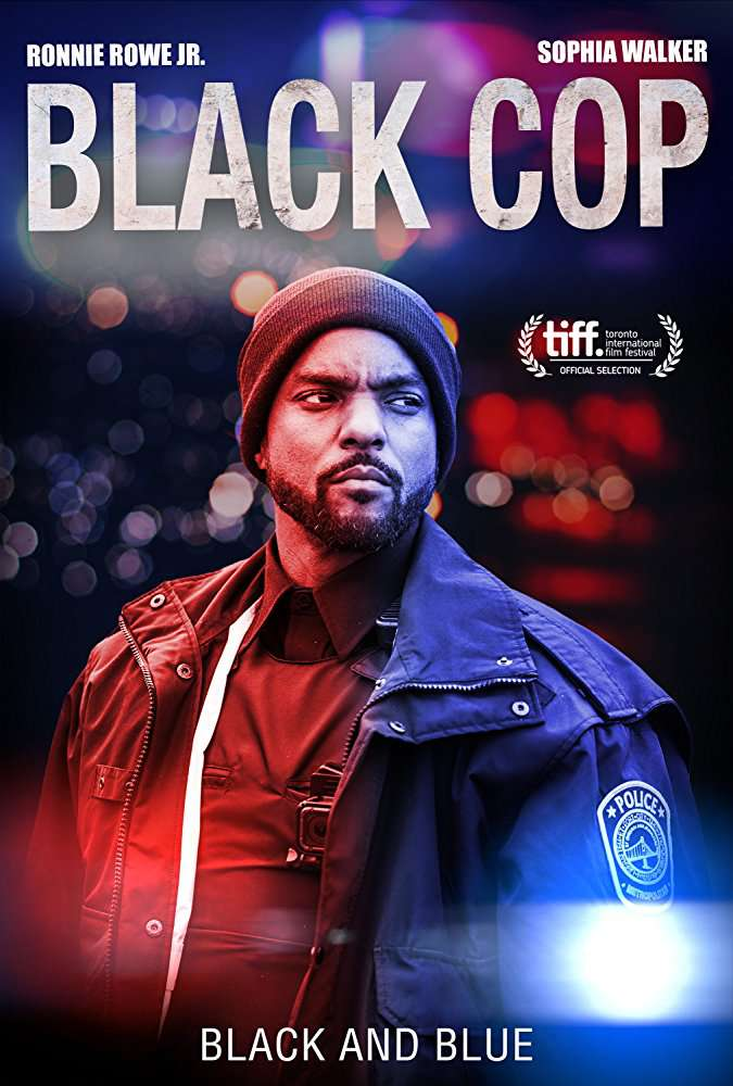 Black Cop 2017 HDRip XviD AC3-EVO[EtMovies]