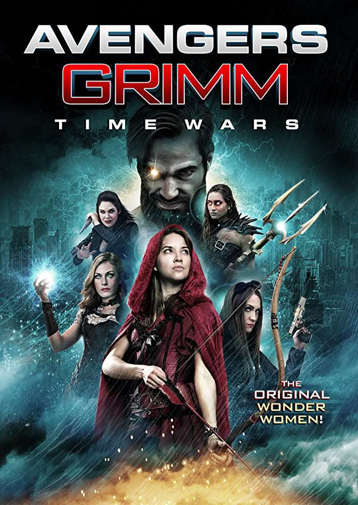 Avengers Grimm Time Wars (2018) 720p WEB-DL DD5.1 X264-CMRG