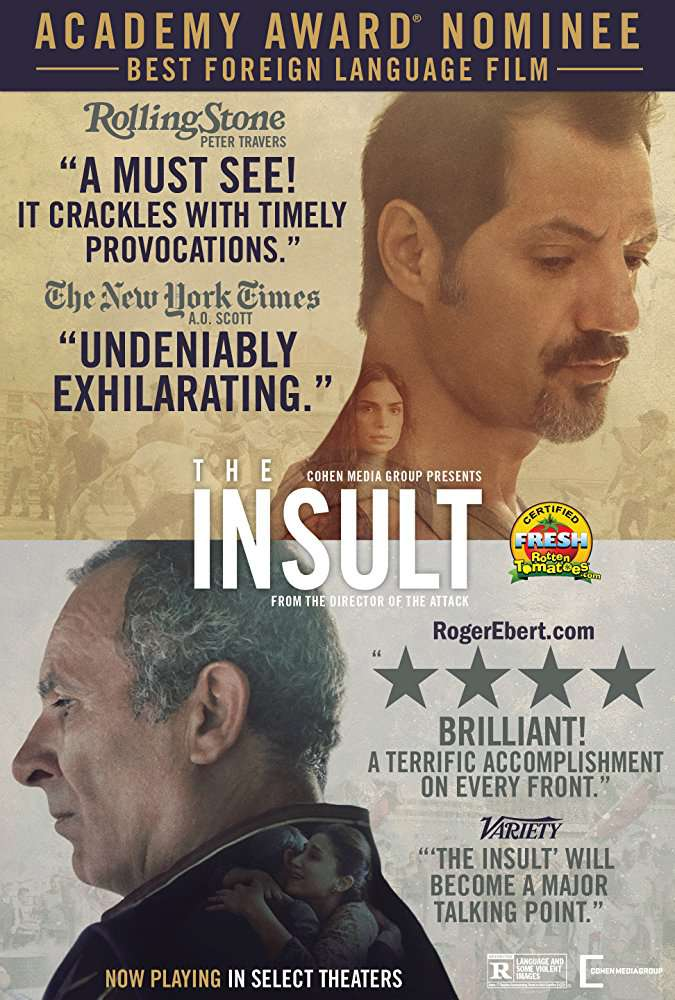 The Insult 2017 Movies 720p BluRay x264 AAC ESubs with Sample