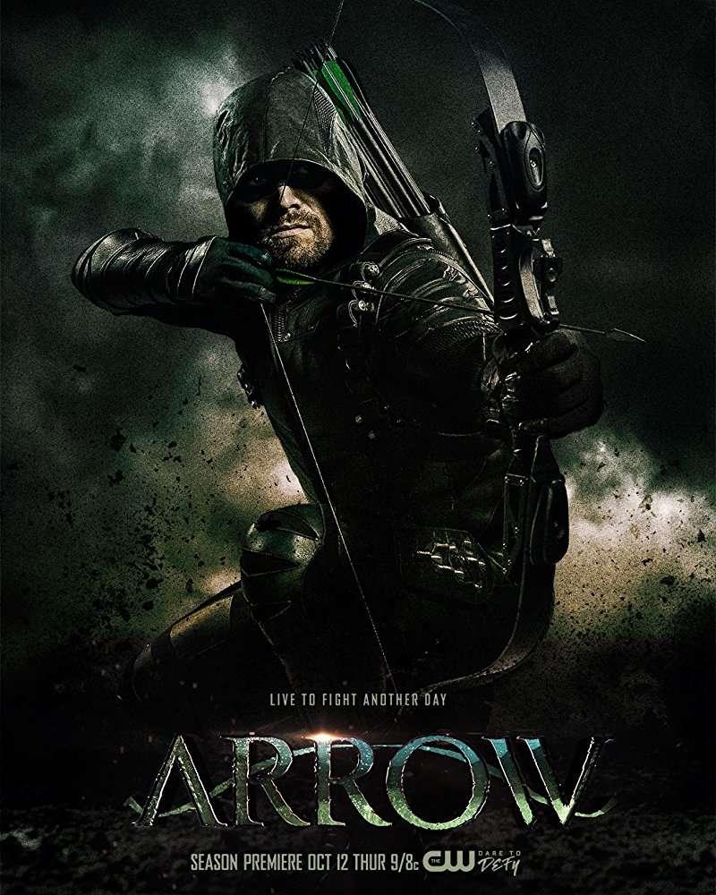 Arrow S06E21 HDTV x264-SVA