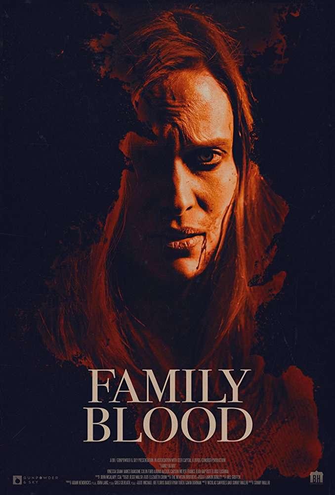 Family Blood (2018) HDRip XviD AC3-EVO