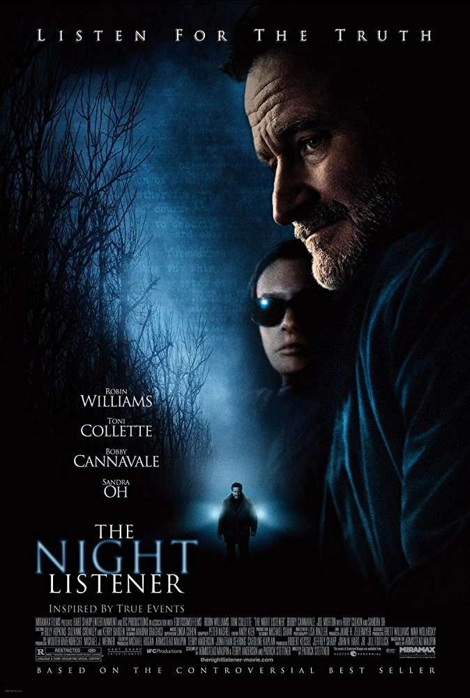 The Night Listener 2006 1080p BluRay H264 AAC-RARBG