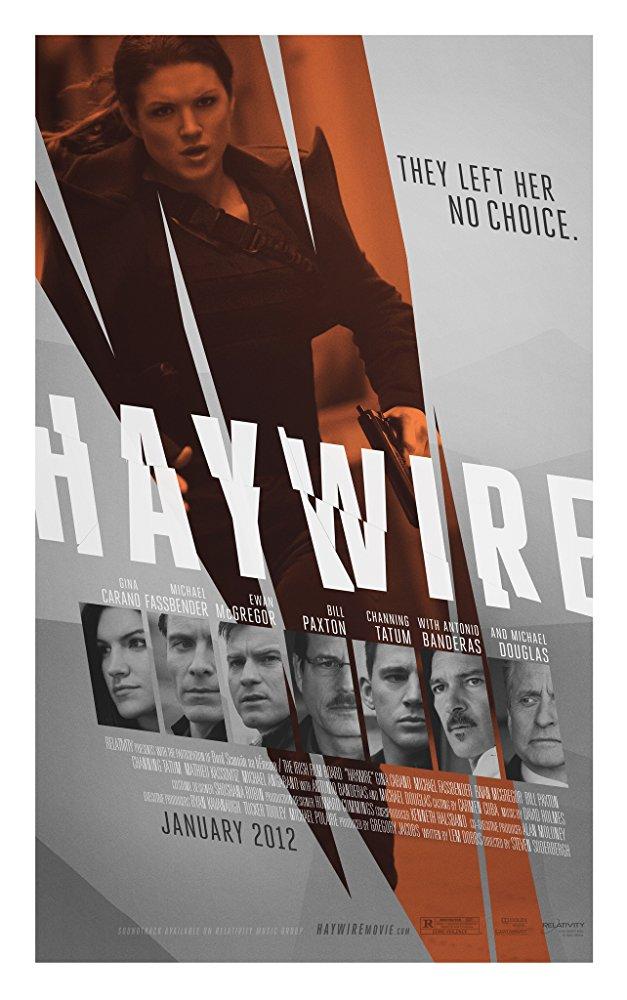 Haywire 2011 BRRip XviD MP3-XVID