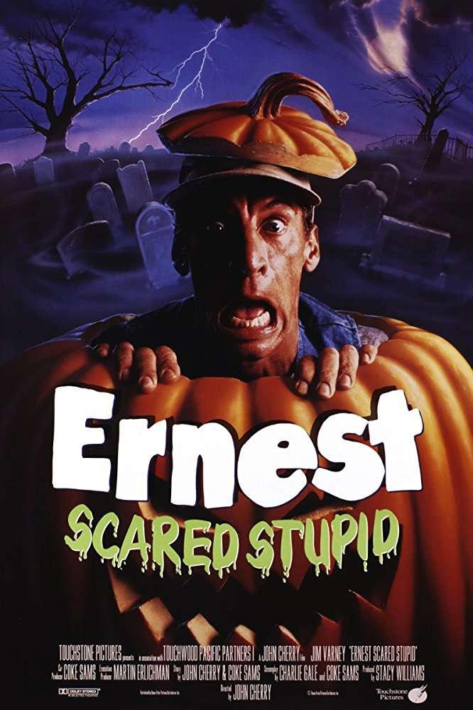 Ernest Scared Stupid 1991 BRRip XviD MP3-XVID