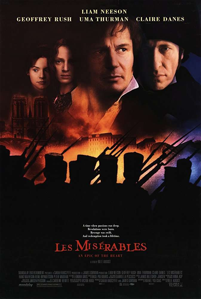 Les Miserables 1998 BRRip XviD MP3-XVID